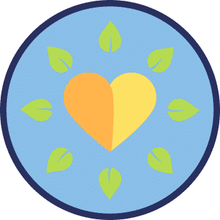Heart Flower Life icon